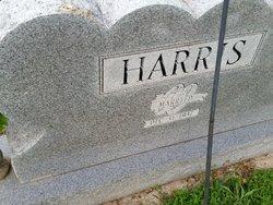 Ruby Helen <I>Baker</I> Harris
