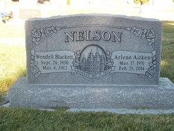 Wendell Blackett Nelson