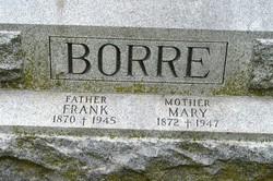 Frank Borre