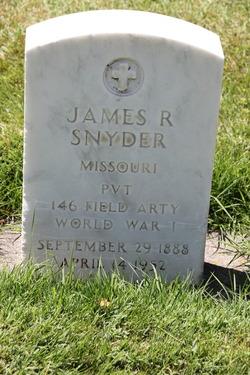 James R. Snyder