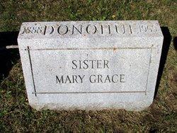 Sr Mary Grace Donohue