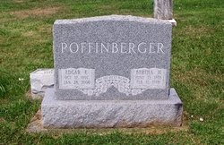 Bertha Mae <I>Brown</I> Poffinberger
