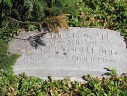 Valerie Etheridge <I>Moran</I> Ford