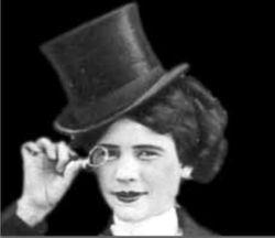 "Frances Cleveland ""Cleva"" <I>Creighton</I> Bush"