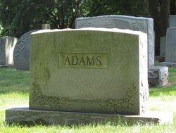 """Mary Catherine """"Minnie"""" <I>Falconer</I> Adams"""