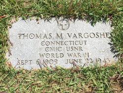 Thomas Michael Vargoshe