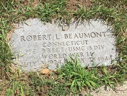 PFC Robert L Beaumont