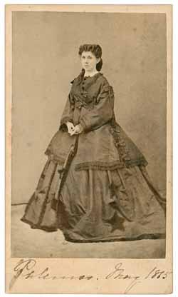 Louisa Catherine <I>Adams</I> Kuhn