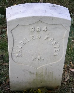 PVT Charles Foster