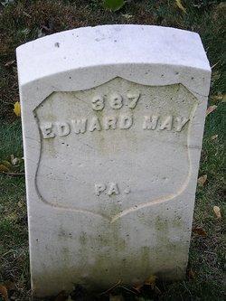 PVT Edward May