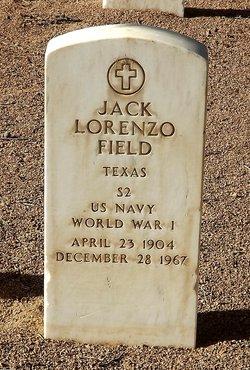 Jack Lorenzo Field