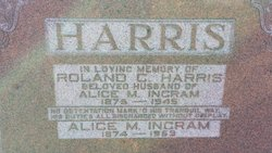 "Roland Caldwell ""R.C."" Harris"