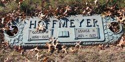 Louise Henrietta <I>Kellerhals</I> Hoffmeyer