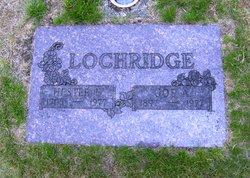 Hester Elvira <I>Denny</I> Lochridge