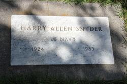 Harry Snyder