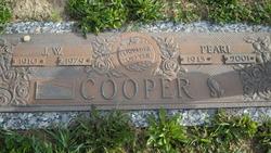 Daisy Pearl <I>Glover</I> Cooper