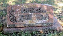 James F Burnash
