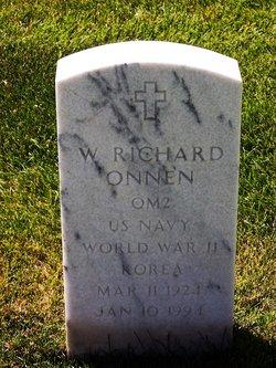 Walter Richard Onnen
