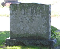 Walter F. Abel