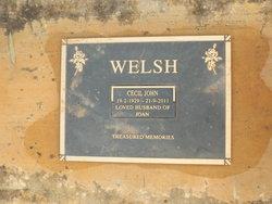 Cecil John Welsh