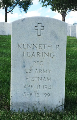 Kenneth Ramon Fearing