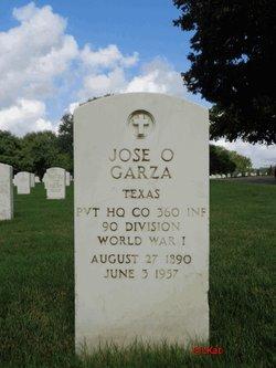 Jose O Garza