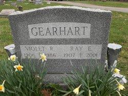 Violet <I>Selfridge</I> Gearhart