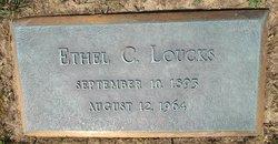 Ethel C <I>Somers</I> Loucks