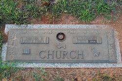 Mary Elizabeth <I>Popham</I> Church