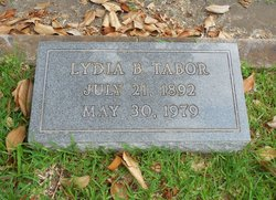Lydia Marie <I>Buller</I> Tabor