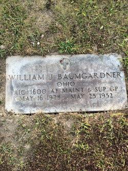 SGT William J Baumgardner