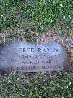 Fred Lee Ray