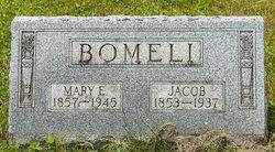 Mary Elizabeth <I>Antener</I> Bomeli