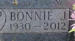 Bonnie Jean <I>Lambert</I> Maxwell