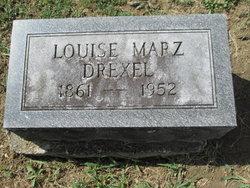 Louise Mary <I>Kuebler</I> Drexel