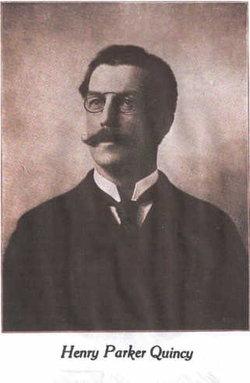 Dr Henry Parker Quincy
