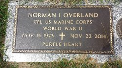 Norman I. Overland