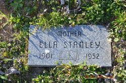 Ella <I>Fields</I> Stanley
