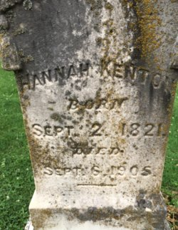 Hannah <I>Bishop</I> Kenton