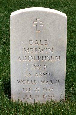Dale Merwin Adolphsen