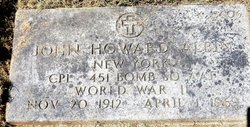 John Howard Albin