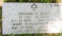 Mary Elizabeth Besse