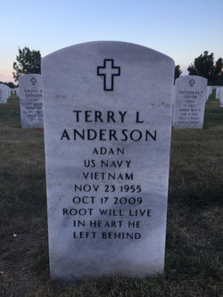 Terry Anderson, Sr