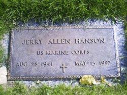 Jerry Allen Hanson