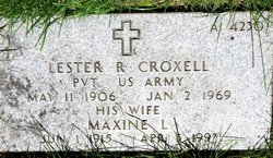 Lester R Croxell
