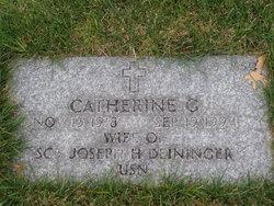 Catherine G Deininger