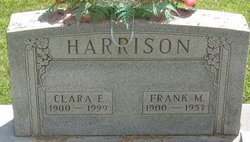 Clara Eleanor <I>Urwin</I> Harrison