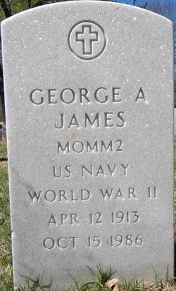 George A James