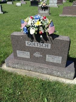 "William Conrad ""Bill"" Goetsch"