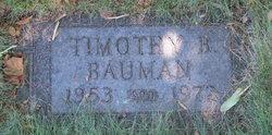 Timothy B. Bauman